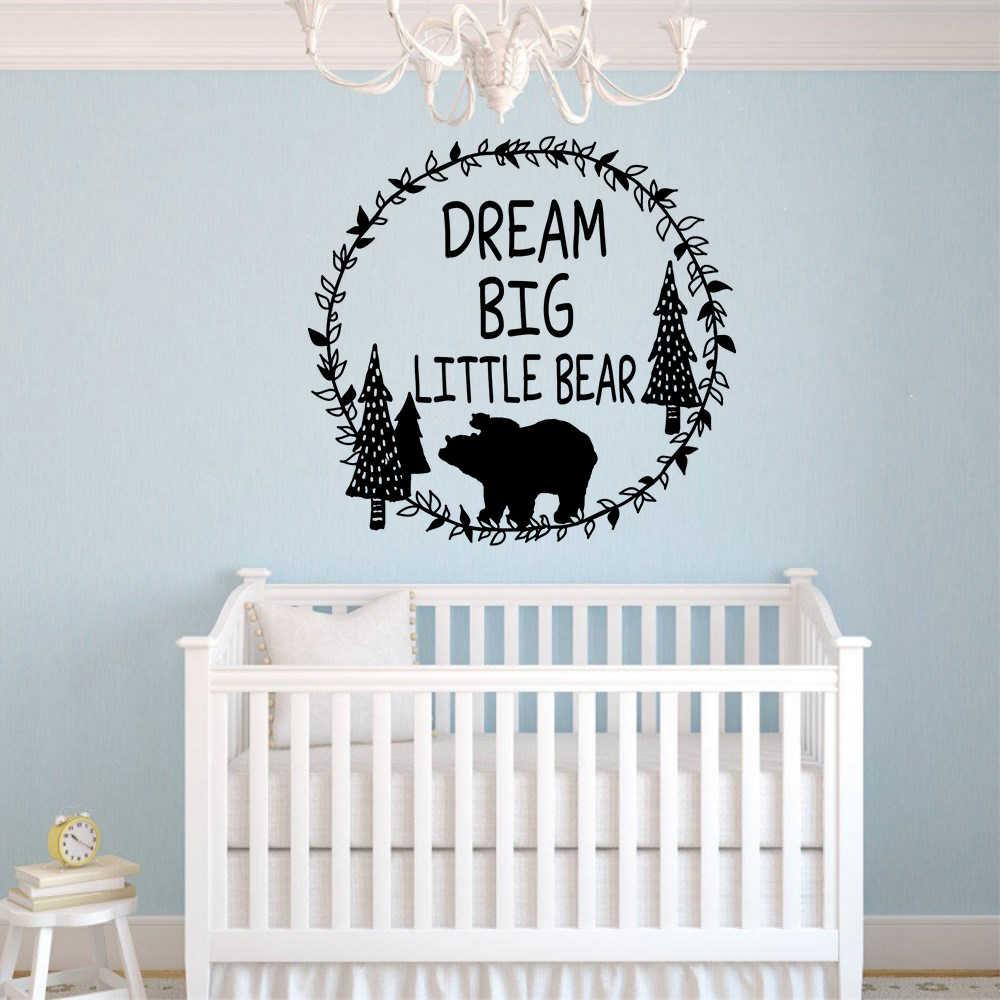 Nursery Decoration Wall Mural