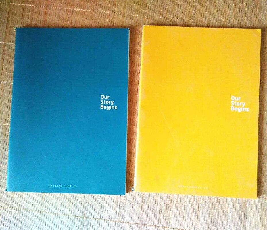 3104 Южная Корея канцелярские Париж творческая тетрадь и защиту окружающей среды A4 дневник 1 шт.