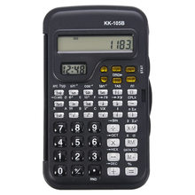 Dropship Multifunction Digital Mini Scientific Calculator For School Student Function Counter Calculating Stationery With Clock