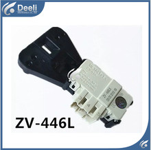Free shipping Original for Samsung washing machine electronic door lock delay switch METALFLEX ZV-446  3 insert