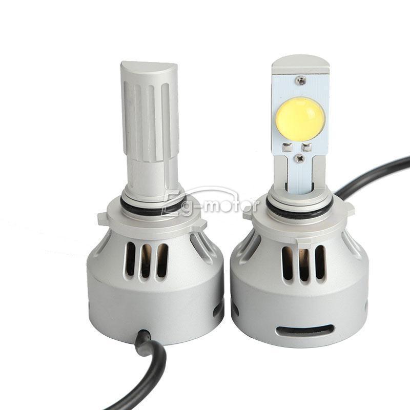 Envío gratis 2x9006 3200lm 32 W MTG2 Led faro cabeza blanca luz antiniebla Kit de bombillas
