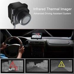 Cámara infrarroja de visión nocturna avanzada para vehículo