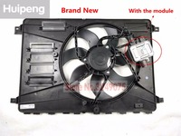 Electric Cooling Fan radiator fan Assembly with motor For Ford Mondeo MK4 GALAXY S MAX KUGA OEM:6G91 8C607 CF