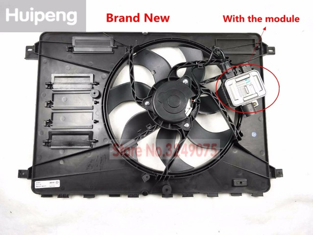 Electric Cooling Fan Radiator Embly With Motor For Ford Mondeo Mk4 Galaxy S Max Kuga Oem 6g91 8c607 Cf