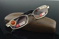 = Shuai Di бренд = натуральный кристалл объектив полный обод никелевый сплав роскошные мужские женские очки для чтения + 1 + 1,5 + 2 + 2,5 + 3 + 3,5 + 4