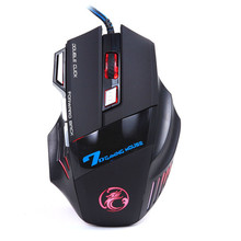 Brand Mouse Durable mouse  gaming mouse 3200DPI LED Optical