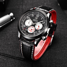 2019 fashion Relojes mens Watches Leather Strap top brand Watches Men Military Quartz Watch reloj hombre Relogio Masculino saati relogio masculino 2016 ailang men s luxury brand military mechanical watches leather hollow skeleton watch relojes hombre