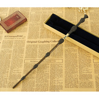 Version Quality Metal Core Deluxe COS Albus Dumbledore Magic Wand Of Magical Stick With Gift Box