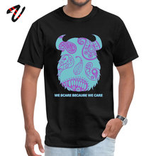 Comics Sulley Monsters Inc. Top T-shirts Mother Day Knights Of The Zodiac Sleeve Crewneck Tops & Tees Gift For Dad Mens T Shirt