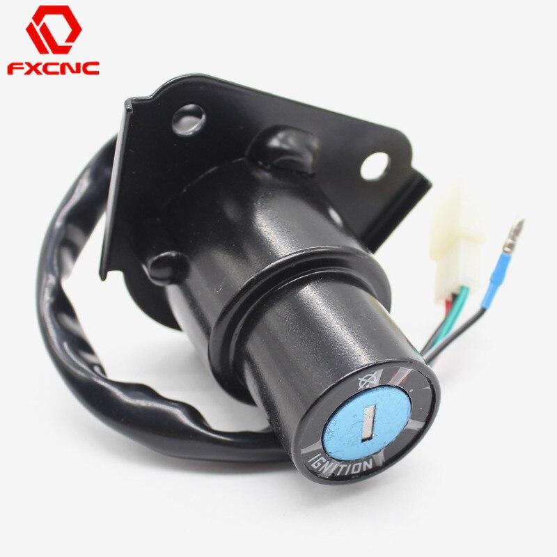 For Yamaha VIRAGO XV535  XXV240 250 3LS  XV125 4RF  XV250 250 2UJ 3DM CNC Motorcycle Switch Motorcycle Ignition Switch Key