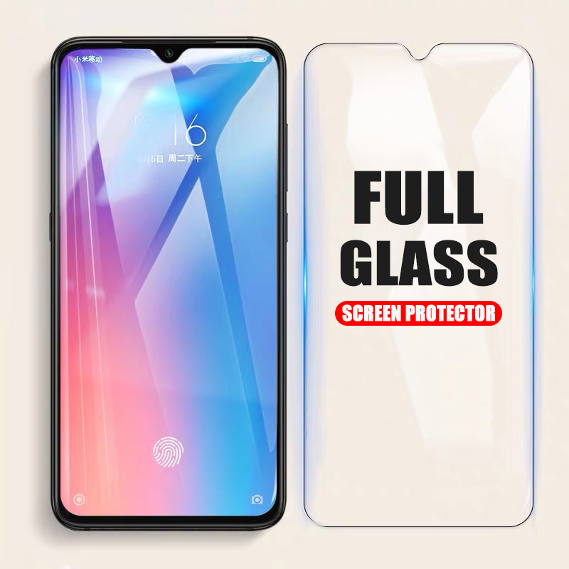 2Pcs/lot Tempered Glass For Xiaomi Mi 9 SE Mi9 Pro Glass Screen Protector Anti Blu ray Glass For Xiaomi mi 9 se Protective film-in Phone Screen Protectors from Cellphones & Telecommunications