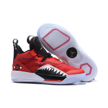 011915e21674a8 2019 Jumpman 33 XXXIII AIR US JORDAN White red black Purple Sports  Basketball Shoes black green