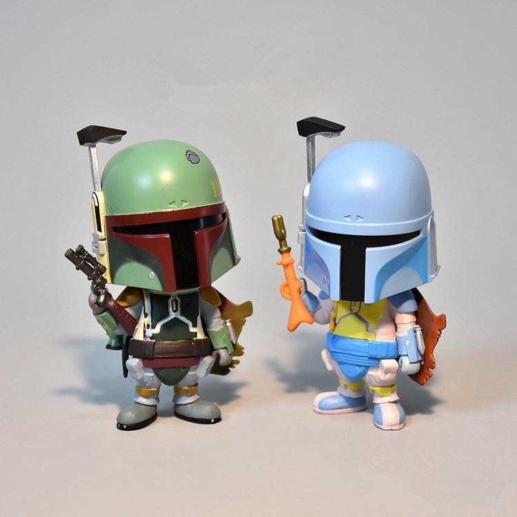 Image 4 - Carro Ornamento Para Figura de Ação de Star Wars Stormtrooper Painel Interno de Automóveis Balançando A Cabeça Da Boneca Acessórios de DecoraçãoOrnamentos   -