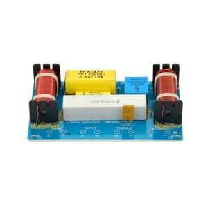 Image 3 - AIYIMA 2Pcs Speaker 3 Way Divisore di Frequenza Audio Acuti + Altoparlanti Midrange + Contrabbasso di Crossover Filtro Per 8 Pollici speaker FAI DA TE
