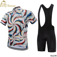 FUQVLUN Cycling Jersey Ropa Ciclismo Bicycle Cycling Clothing Mallot Ciclismo 100 Breathable Cycling Clothes