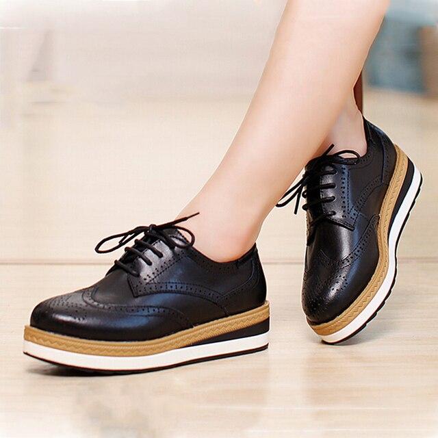 Prada Oxford Shoes Womens