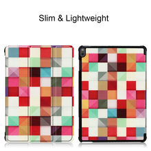 "Tablet Case Durable Multi-color Hard For Lenovo Tab P10 TB X-705 Tablet PC Ultra-Thin Sheath Protection Cover For Lenovo 10""inch(China)"