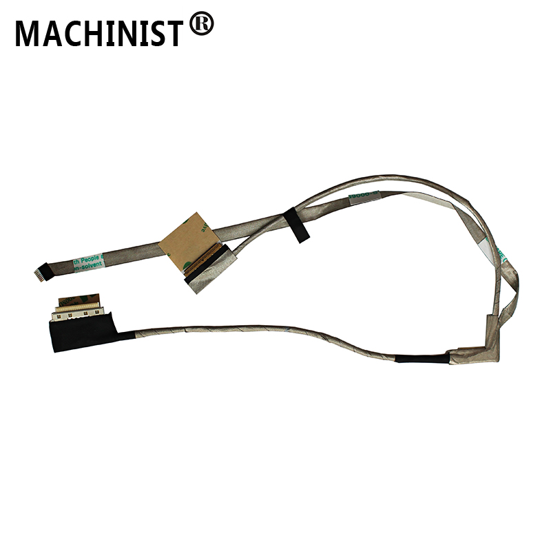 MACHINIST Video screen Flex For <font><b>Dell</b></font> latitude <font><b>3540</b></font> E3540 3000 laptop LCD LED LVDS Display Ribbon cable DC02001UC00 0DR1KW image