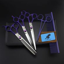 Freelander Professional Pet Grooming Scissors Set 7 Inch,Scissors For Dog Grooming,Dog Shears,Pet Makas Scharen