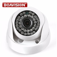 HD IP Camera 720P 1080P Indoor Dome Cam IR Leds Lens 3 6mm XM 2MP CCTV