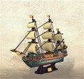 1:110 Кубических Fun 3D Головоломки Дети DIY Сборка Игрушки Испанской Армады корабль Сан-Фелипе Нет. диорама T4017h