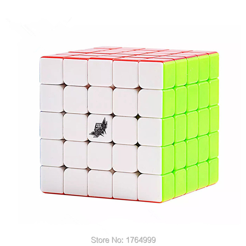 Educational Toy 5x5x5 Game Special Speed Magic Cube Twisty Educational Puzzle 2017 Magic Cubes Activating Blood Circulation And Strengthening Sinews And Bones Puzzles & Games Toys & Hobbies