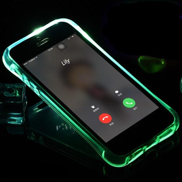 coque iphone 5 led
