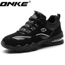 ONKE New listing hot sales winter pu plus velvet Men and women