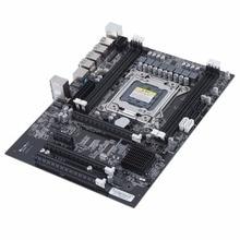 X79 Placa Madre del Ordenador de Escritorio Mainboard Octa Core CPU Servidor Para LGA 2011 DDR3 1866/1600/1333 De Almacenamiento Estable profesional