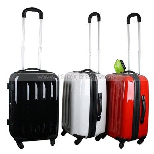 Aliexpress.com : Buy 28inch fashion ABS PC trolley luggage/travel ...
