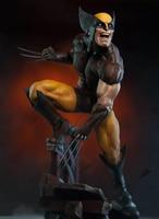 X Men Wolverine Classic Statue Figure 9.5inch 5
