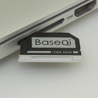 BASEQI Aluminum MicroSD Adapter