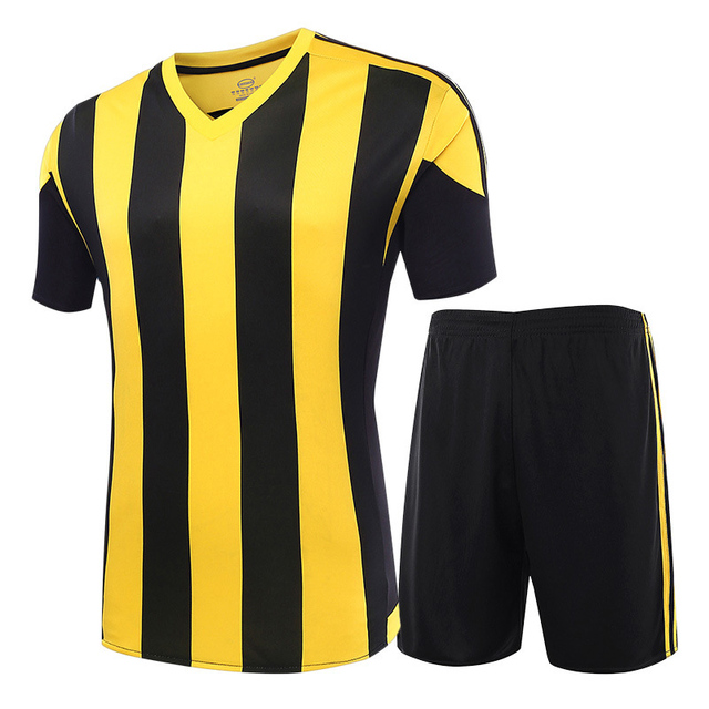Professional Breathable Soccer Jerseys