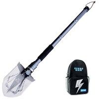 Открытый рыболовная промышленность лопата мульти функциональные складные лопаты Военная Лопата рыболовные кемпинговые инструменты