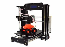 Impresora Prusa I3 3D Printer Supporting SD Card 10.6 x 8.3 x 7.7inch Printing Size of High Speed