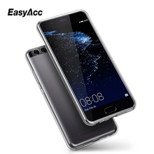For Huawei P10 lite case Nature Ultra thin clear TPU Transparent soft back cover case for Huawei P10 lite case cover 5.2 цена 2017