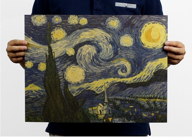 Картинки по запросу De sterrennacht