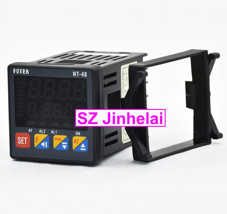 NT-48R, NT-48V, NT-48L  New and original FOTEK  Intelligent temperature controller 100% new and original fotek photoelectric switch a3g 4mx mr 1 free power photo sensor