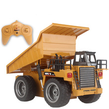 Rc Truck 1:24 4wd Remote Control Car Truck Rc Toys For Boy Childen Excavator Bulldozer Clip Wood Trucks Radio Controlled Trailer rc truck 2 4g radio control construction rc cement mixer fire truck rc garbage truck rc crane truck for kids gift toys