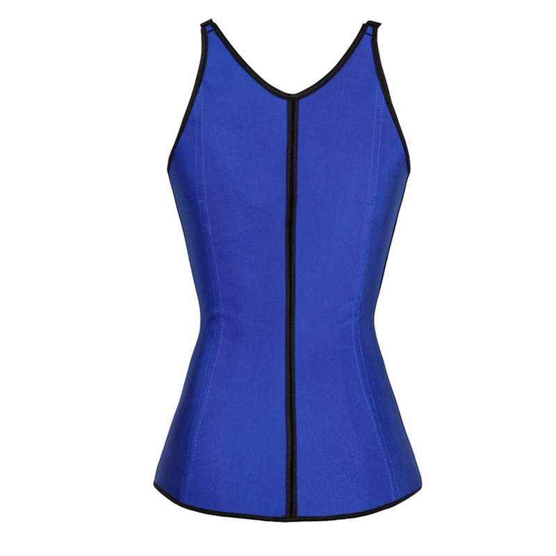 5XL Underbust Tummy Control Hot Tops Slimming Corset Waist Trainer Cincher Girdles Body Shaper Women Shaper Belly Band Slim Vest in Tops from Underwear Sleepwears
