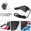 """Car Power Supply Adapter Charger 12V 3.6A for Microsoft Windows MS Surface Pro 1 2 10.6"""" For Surface 2/RT/PRO/PRO2 Table"""
