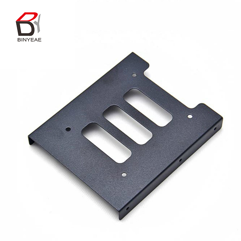 "2.5inch SSD HDD to 3.5/"" Metal Mounting Adapter Bracket Dock Hard Drive Holder"
