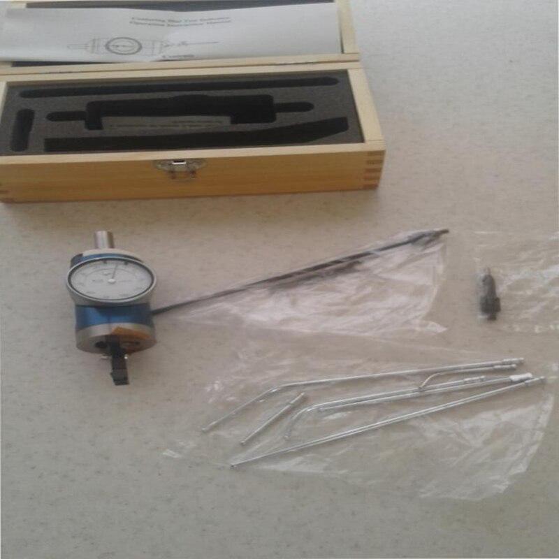 1 set Mayitr Coaxial Centrage Cadran Indicateur de Test Center Finder Fraisage Outil 0.01mm Précision avec la Boîte