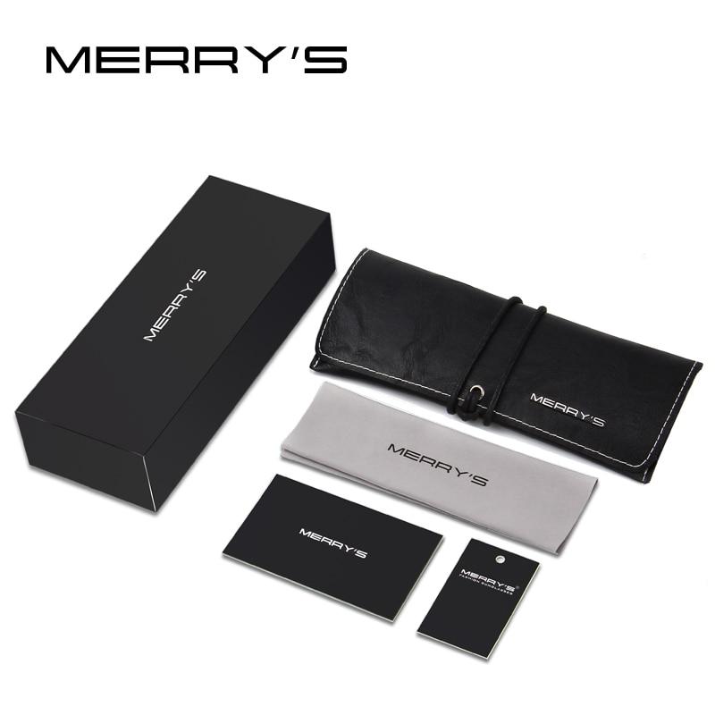 eddc0f9d39 MERRY S Women Brand Designer Cat Eye Polarized Sunglasses 100% UV Protection  S 6152 free shipping worldwide