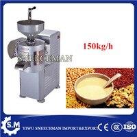 150 kg/u best selling bean machine soja grinder sojamelk pulping machine