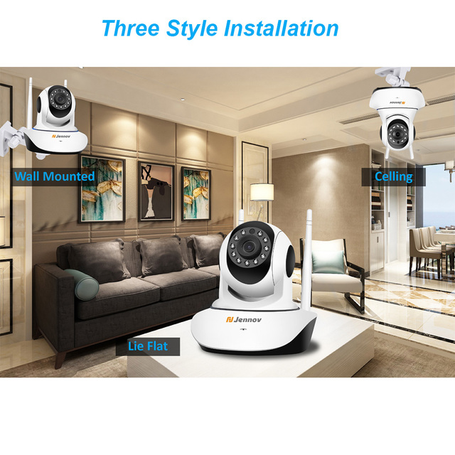 HD 1080P 2MP 720 1MP Home Security IP Camera Wireless PTZ Mini Video Camara Nanny CCTV Wifi IR Baby Monitor Audio Record ipcam