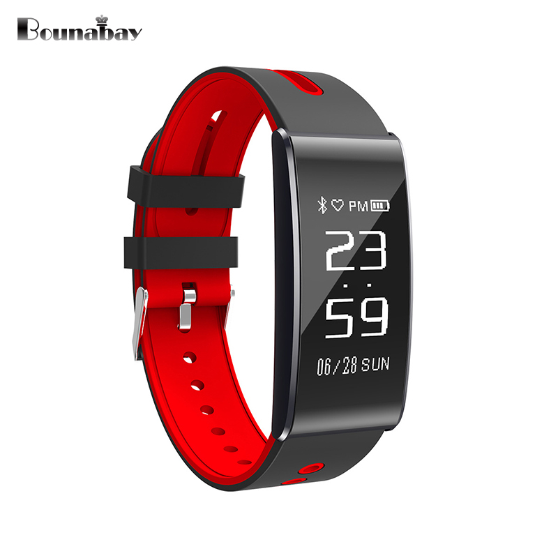 BOUNABAY large Touch Screen Bluetooth 4.0 Smart woman watch women watches apple android phone Camera ios Clock ladies Clocks latest hi watch 2 bluetooth smart watch phone watch gps positioning micro letter generations for apple android ios phone