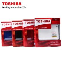 """Toshiba Canvio ADVANCE Connect II 2.5 """"Disque Dur externe 500G/1 TB/2 TB USB 3.0 HDD Disque Dur Ordinateur Portable De Bureau Périphériques De Stockage HD(China)"""