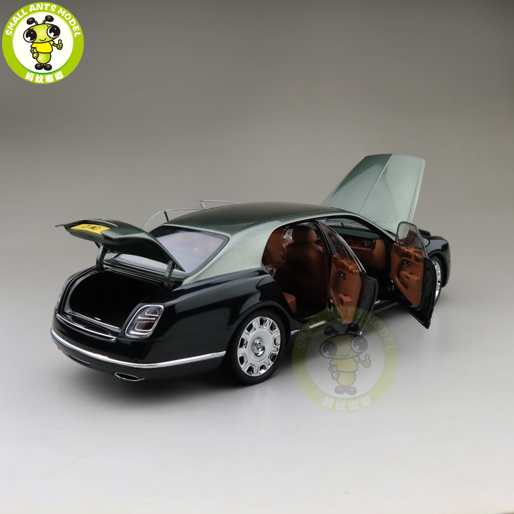 1/18 Almost Real Bentley Mulsanne 2017 Diecast Metal Model car Gifts Collection Hobby