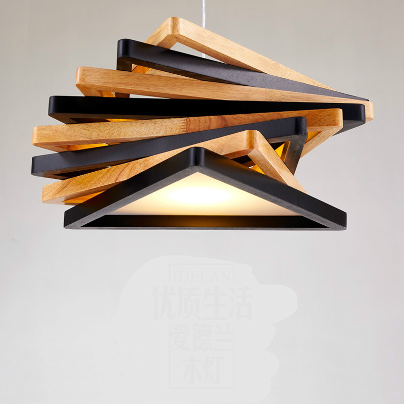 craft metal lighting. modern europe hand crafted oak wood led e27 pendnat light for restaurant living room dining childrenu0027s deco a2 craft metal lighting i